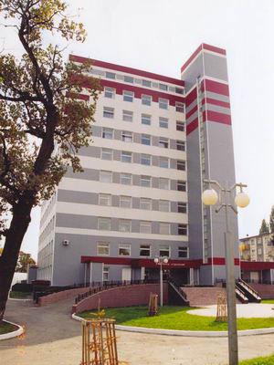 Волчанская психиатрическая больница